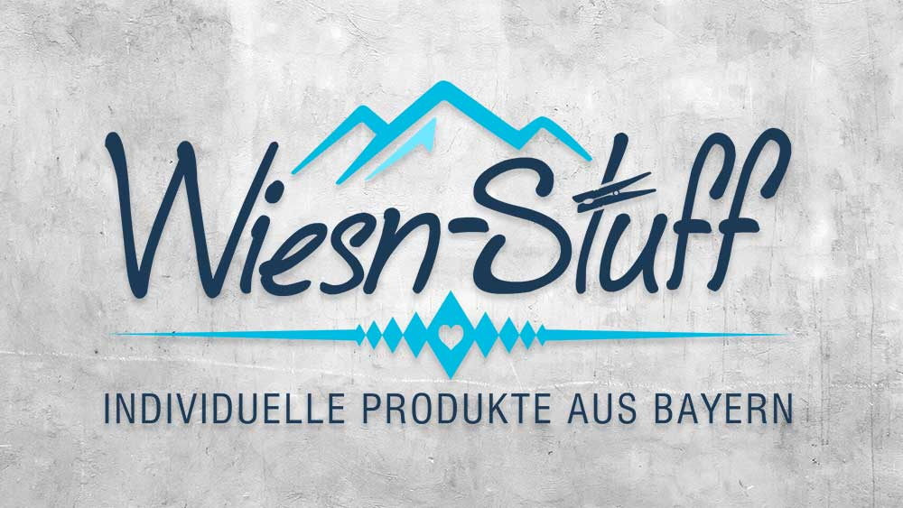 Wiesn-Stuff: Logodesign